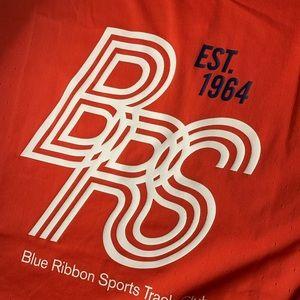 NIKE 🔥 AEROSWIFT BLUE RIBBON SPORTS TRACK CLUB RUNNING SLIM FIT TANK TOP